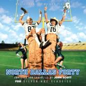 NORTH DALLAS 40 soundtrack | ©2010 Film Score Monthly