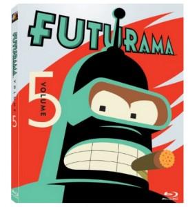 FUTURAMA - Volume 5   ©2010 20th Century Fox Home Entertainment