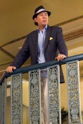 "Timothy Hutton in LEVERAGE - Season Three - ""The San Lorenzo Job"" | ©2010 TNT/Electric Entertainment/Karen Neal"