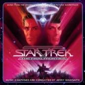 STAR TREK V soundtrack | ©2010 La La Land Records