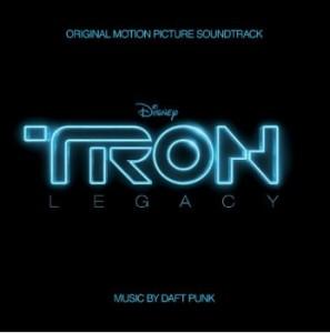 Daft Punk - TRON: LEGACY soundtrack | ©2010 Walt Disney Records