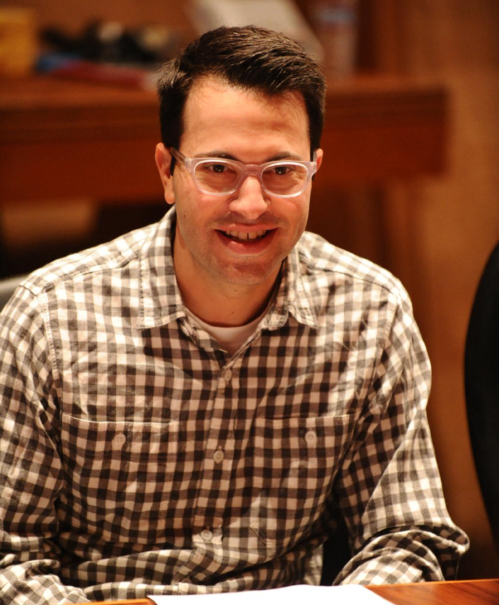 TRON: LEGACY screenwriter Edward Kitsis | ©2010 Disney ...
