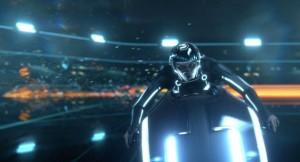 Garrett Hedlund in TRON: LEGACY | © 2010 Walt Disney Pictures