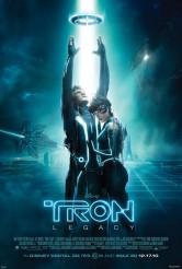 TRON LEGACY movie poster - final