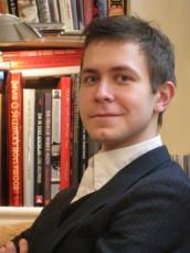 Co-host Ignatiy Vishnevetsky from EBERT PRESENTS AT THE MOVIES