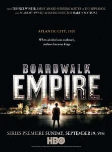 BOARDWALK EMPIRE poster | ©2010 HBO