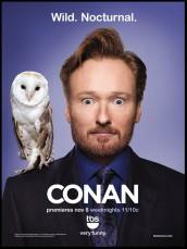 CONAN TBS poster