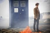 Matt Smith in DOCTOR WHO - Season 5   ©2010 BBC