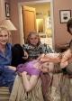 Patricia Arquette, Maria Lark, Sofia Vasselleva, Miranda Carabello and Jake Weber in MEDIUM - Season Six | &copy 2009 CBS