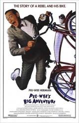 PEE-WEE'S BIG ADVENTURE movie poster | ©Warner Bros.
