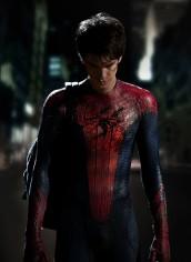 Andrew Garfield as Spider-Man in SPIDER-MAN 4 | ©2010 Sony/Marvel/photo by John Schwartzman