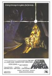 STAR WARS - original movie poster  ©LucasFilm