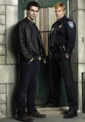 Sam Witwer and Mark Pellegrino in BEING HUMAN - Season 1   ©2011 Syfy