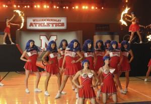 "The cheerleaders in GLEE - Season 2 - ""The Sue Sylvester Bowl Shuffle"" | ©2011 Fox"