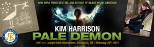 Kim Harrison Pale Demon