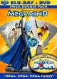 MEGAMIND Blu-ray  © 2011 Paramount Home Entertainment