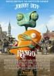 RANGO poster | ©2011 Paramount Pictures