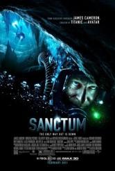 SANCTUM movie poster | ©2011 Universal Pictures