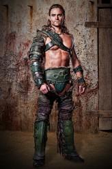 Dustin Clare in SPARTACUS: GODS OF THE ARENA | ©2011 Starz