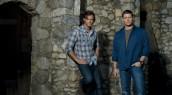 Jared Padalecki and Jensen Ackles in SUPERNATURAL | ©2008 The CW