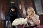 "David Lyons and Mena Suvari in THE CAPE - ""Dice""   ©2011 NBC/Justin Lubin"
