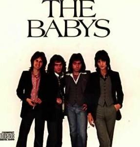 THE BABYS debut album | ©Chrysalis Records