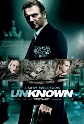 UNKNOWN movie poster | ©2011 Warner Bros.