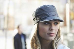 "Laura Vandervoort in SMALLVILLE - Season 2 - ""Devil in a Blue Dress"" | ©2011 ABC/Sergei Backlakov"