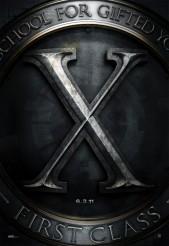 X-MEN - FIRST CLASS teaser poster | ©2011 20th Century Fox/Marvel