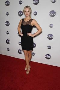 Laura Vandervoort at the Disney/ABC 2011 Winter Press Tour | ©2011 Sue Schneider