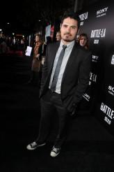 Michael Pena at the Los Angeles premiere of BATTLE: LA | ©2011 Sony/Eric Charbonneau
