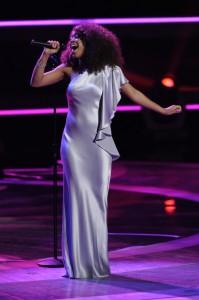 "Ashton Jones performs on AMERICAN IDOL - Season 10 - ""The Top 13"" | ©2011 Fox/Ray Mickshaw"