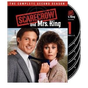 SCARECROW AND MRS KING SEASON 2 | (c) 2011 Warner Home Video