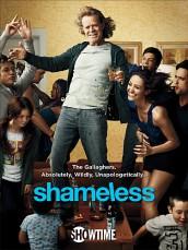 SHAMELESS poster - Season 1 | ©2011 Showtime