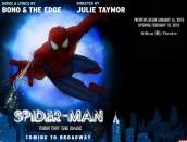 SPIDER-MAN: TURN OFF THE DARK Broadway poster