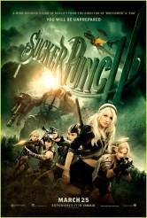 SUCKER PUNCH poster | ©2011 Warner Bros.