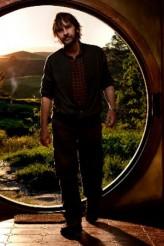 Director Peter Jackson on set THE HOBBIT | ©2011 Peter Jackson
