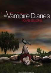THE VAMPIRE DIARIES - Season 1 poster   ©2011 Warner Bros.