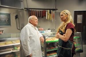 "Ed Asner in WORKING CLASS - Season 1 - ""Eye for an Eye"" | ©2011 CMT"