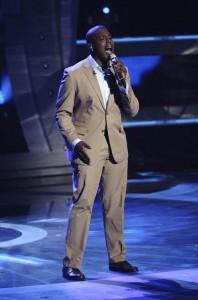 Jacob Lusk on AMERICAN IDOL - Season 10 - The Top 8 Perform | ©2011 Fox/Michael Becker