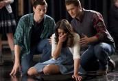 "Cory Monteith, Lea Michele and Matthew Morrison in GLEE - Season 2 - ""Born This Way"" |©2011 Fox/Adam Rose"
