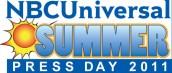 NBCUniversal Summer Press Day 2011 logo