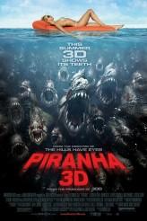PIRANHA 3D movie poster | ©2011 Dimension Films