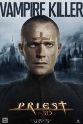 PRIEST teaser poster | ©2011 Sony
