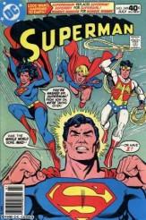 SUPERMAN Issue 349 | ©1980 DC Comics