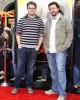 Seth Rogen and Danny McBride at the Los Angeles Premiere of KUNG FU PANDA 2 | ©2011 Sue Schneider