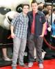 Nathan Kress and Noah Munck at the Los Angeles Premiere of KUNG FU PANDA 2 | ©2011 Sue Schneider