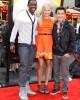 Supah Ninjas cast: Carlos Knight, Gracie Dzienny, Ryan Potter at the Los Angeles Premiere of KUNG FU PANDA 2 | ©2011 Sue Schneider