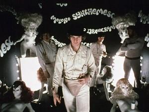 Malcolm McDowell in A CLOCKWORK ORANGE | ©1971 Warner Bros.