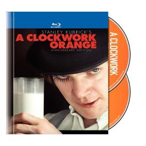 A CLOCKWORK ORANGE Blu-ray | ©2011 Warner Home Video